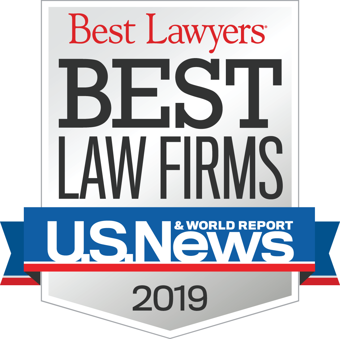 Best Lawyers US News 2019