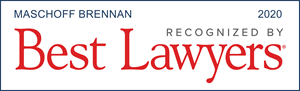 MASCHOFF BRENNAN NAMED TIER 1 BY BEST LAW FIRMS