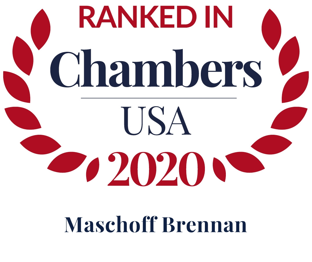 """They are Excellent at What They Do:"" Chambers USA Lauds Maschoff Brennan"